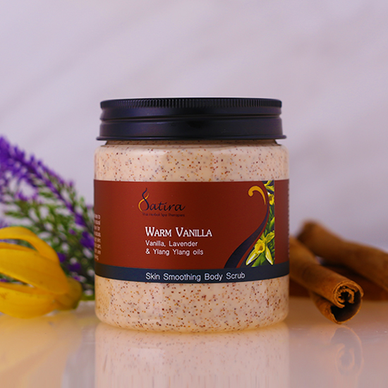 Skin Smoothing Body Scrub
