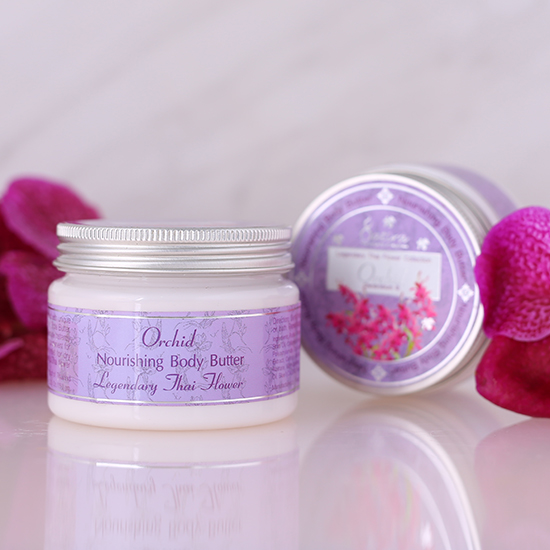 Thai Silk Body Butter