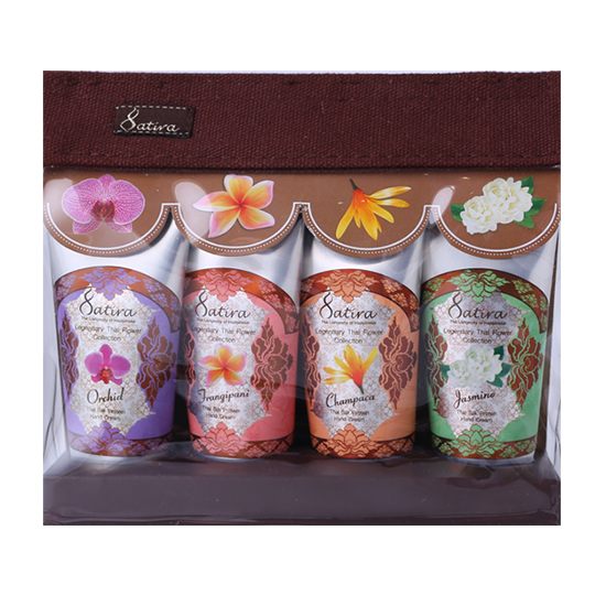 Legendary Thai Flower Hand Cream